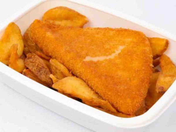 Cascaval pane cartofi wedges M