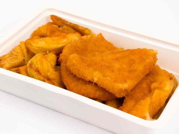 Mix de cascaval pane cartofi wedges