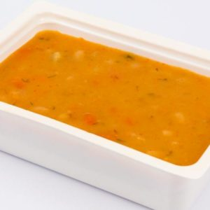 Supa de fasole boabe uscata cu smantana M