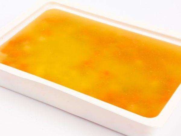 Supa de gaina cu tascuta de casa