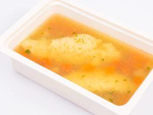 Supa de pui cu galuste de gris M