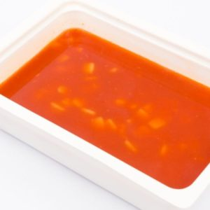 Supa de rosii cu tascute M