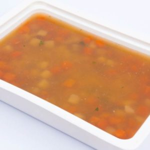 Supa limpede de vita cu tascute