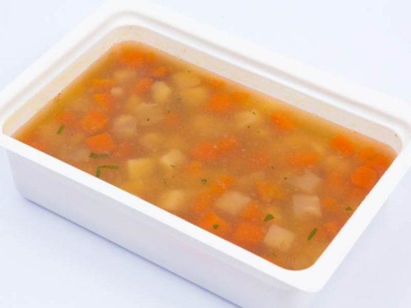 Supa limpede de vita cu tascute M