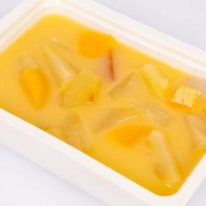 Supa rece de vara de fructe mediteraniene M