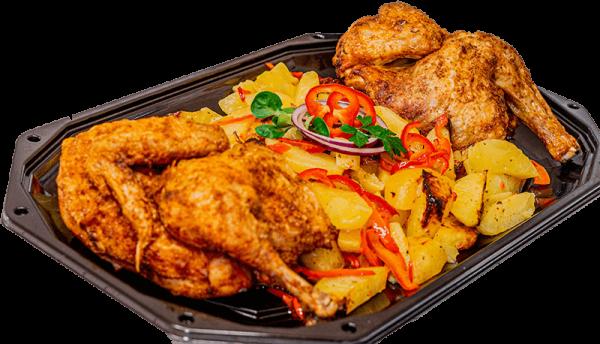 Platou chicken