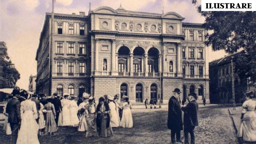 Timișoara orașul muzicii și al culturii