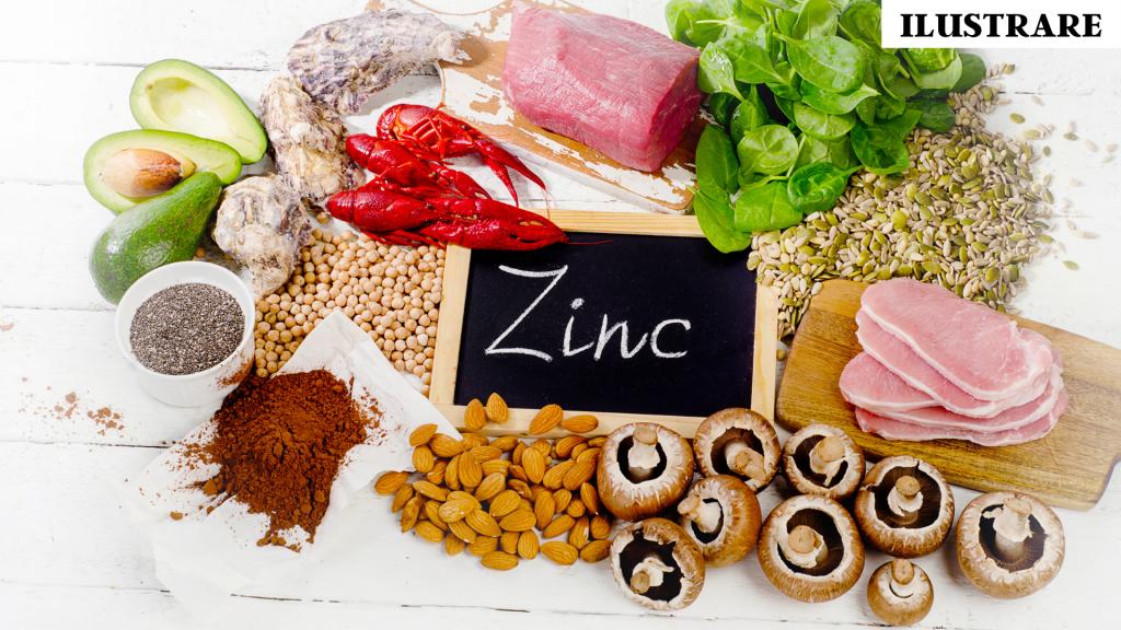 Nutrienți pentru creier #5: Zinc