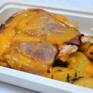 Piept pui cuptor cascaval cheddar kaizer cartofi taranesti